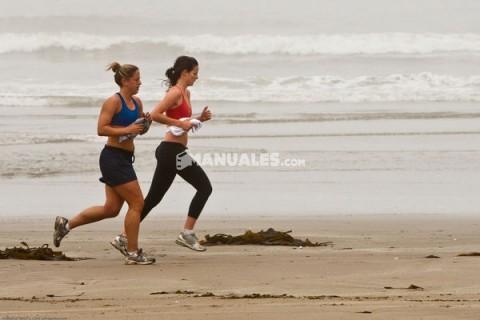 ¿Cuál es la diferencia entre el ejercicio aeróbico y el