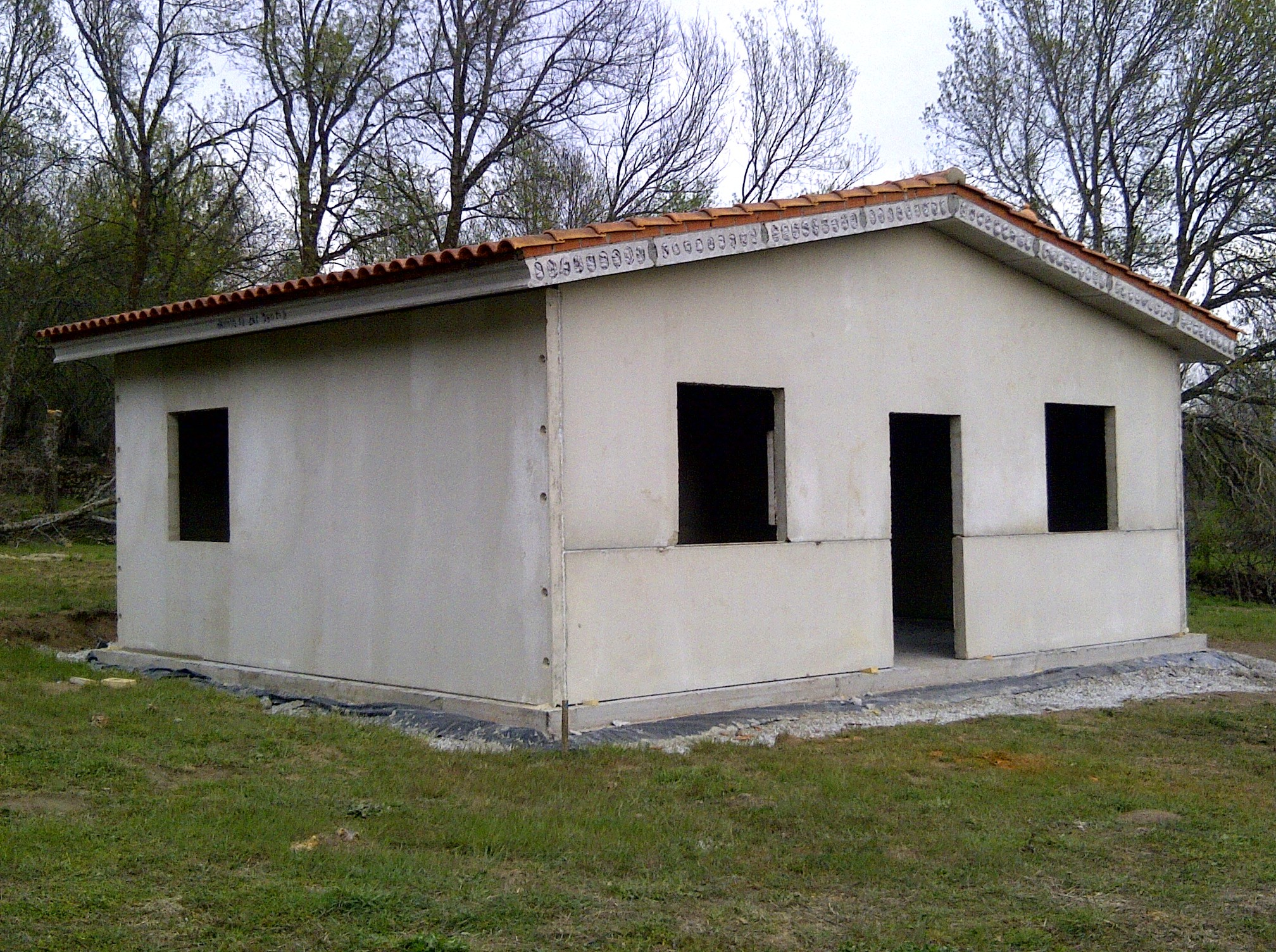 La obra gris - Construcciones casas prefabricadas ...