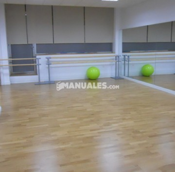 qu tipo de suelo es el mejor para una clase de danza