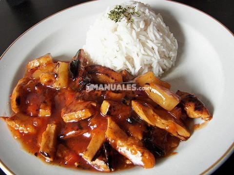 Recetas solomillo de pavo en salsa