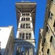 Andar por Lisboa: elevador de Santa Justa