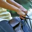 ¿Cómo mantener el equilibrio sobre el caballo?