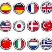 Cómo se ordenan las banderas