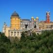 Recorrer Portugal: Palacio de la Pena en Sintra