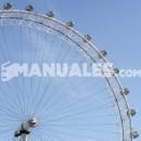 Andar por Londres: London Eye