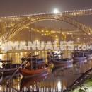 Andar por Oporto: El Puente de Luis I