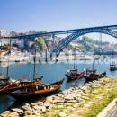 Andar por Oporto: El Puente de María Pía