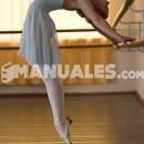 Assemblé battu en el ballet clásico