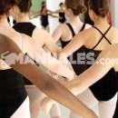 Cambios recomendados en la fase de rápido crecimiento de un bailarín/a