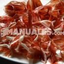 ¿Cómo elegir un buen jamón ibérico de Extremadura?