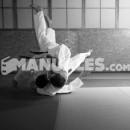¿Cómo es el tatami en Judo?
