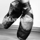 Développé Derrière en ballet