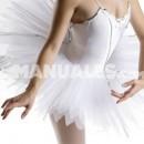 Petit retiré devant en ballet