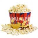 ¿Por qué comemos palomitas en el cine?