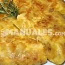 Receta: Tortilla de calabacines