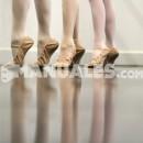 Segunda posición de brazos en ballet