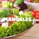 Técnicas de cocina: brunoise