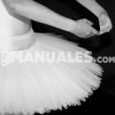 Tercera posición ordinaire de brazos en ballet