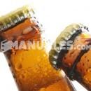 Truco para evitar que las bebidas con gas salpiquen al agitarlas