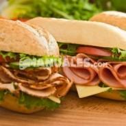Manual de ¿Cómo envolver un sándwich de forma perfecta?